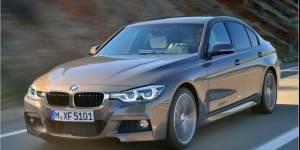 Facelift BMW serije 3 donosi snažnije motore