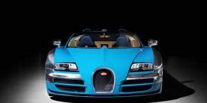 Sve se nema, a kupuje se – Bugatti Veyron «Legends» Edition