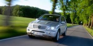 Mercedes-Benz M-Class (W163) ( od 1997. - 2005.)