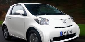 Toyota iQ (od 2009.)
