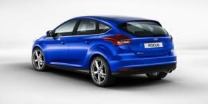 Novo lice Ford Focus - redizajn 2014.godine