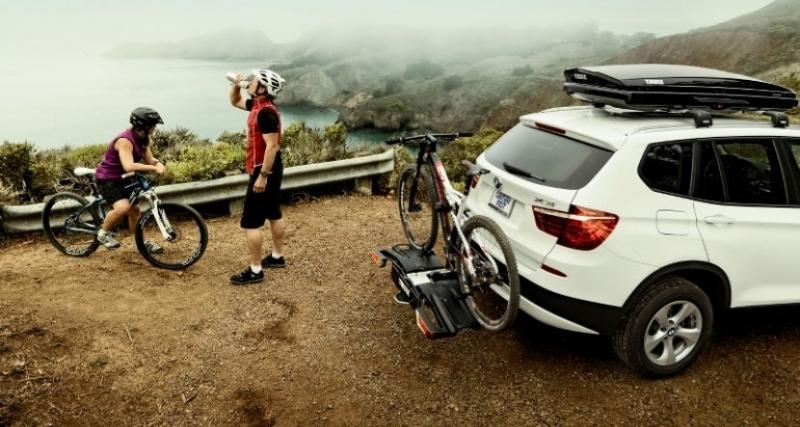 Prijevoz bicikla automobilom